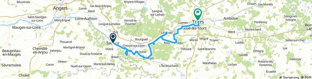 1 Saumur-Chinon-Azay-Tours