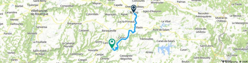 Rodez-La Toureille