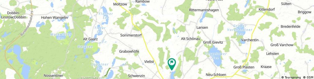 HOTEL AMSEE - Wald und Wiesentour nach Ulrichshusen