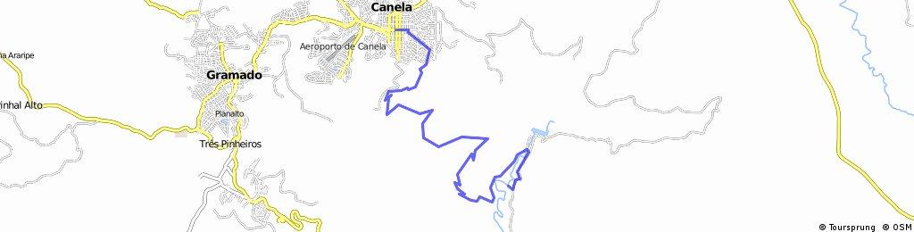 Canela - Parque das Laranjeiras (via interior)