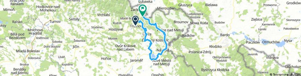 Trasa Trutnovsko, Náchodsko