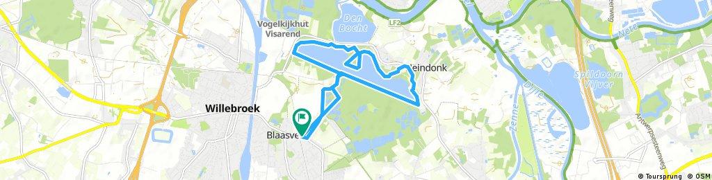Quick bike tour through Willebroek