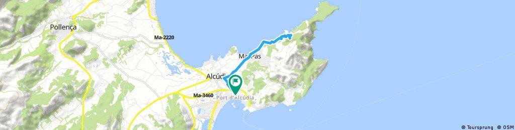 Mallorca # Alcudia - Ermita de la Victoria