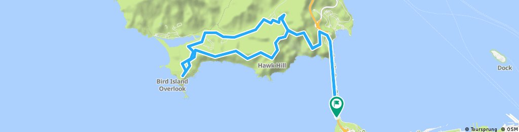 hawk hill + mccullough