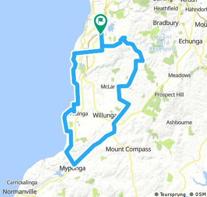 2017 Ride For Hope 110km Cycle