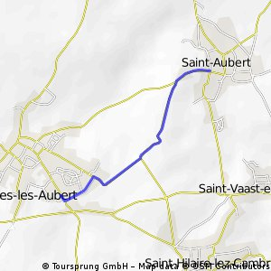 Avesnes-Les-Aubert - Saint-Aubert