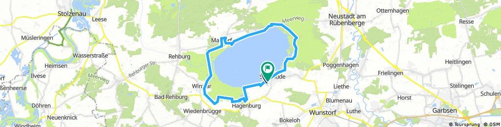 Steinhuder Meer 32km