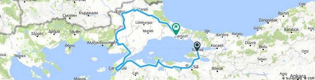 Marmara Tour