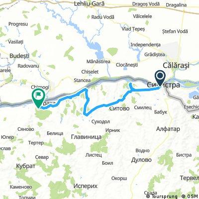 Day 1: Silistra - Tutrakan