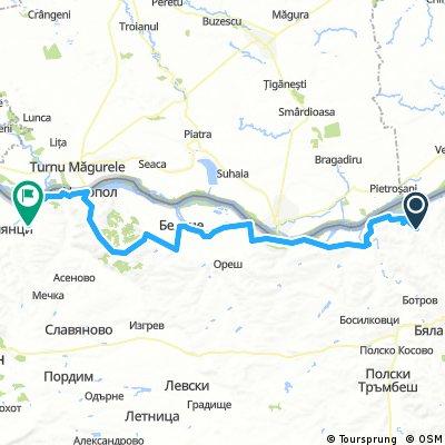 Day 3: Gorno Ablanovo - Dolni Vit