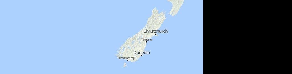 South Island traverse