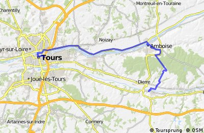 034 April 12th: Tours to Blere