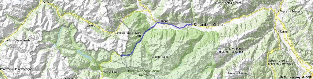 Day 6: Hard - Bormio > P.Stelvio