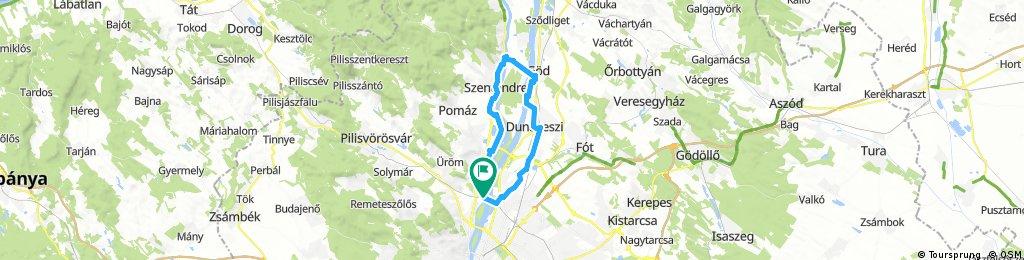 Horány-Újpesti kör