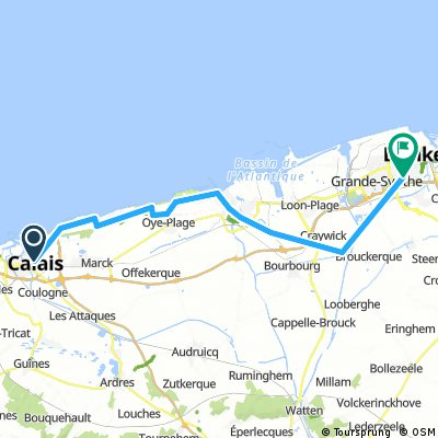 DAY ONE- CYCLE FRANCE