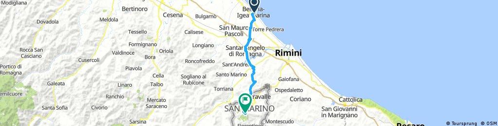 0. Warm UP-Qualifyng Bellaria- San Marino