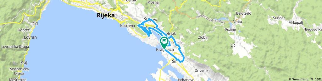 Rijeka Bike Weekend - Dan 2 (DUŽA)