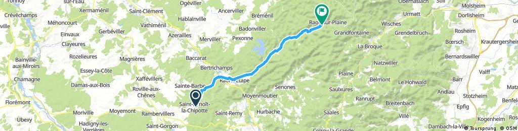 SaintBenoit-Luvigny
