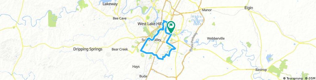 ATX 60km Loop