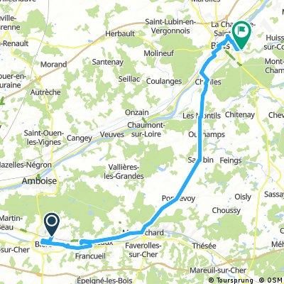 035 April 13th: Blere to Blois
