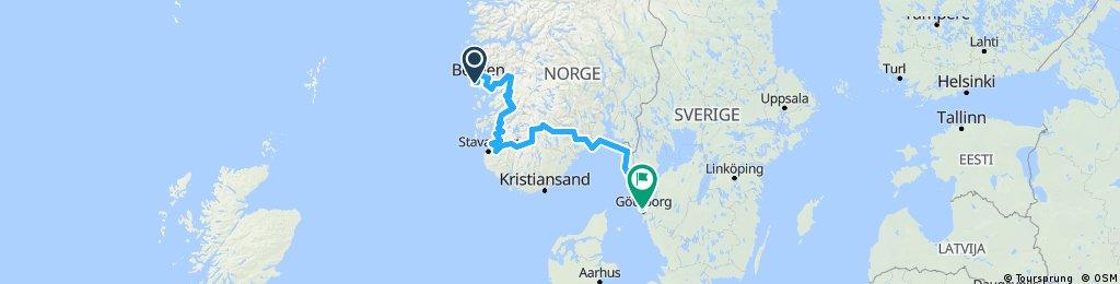 Norwegen final