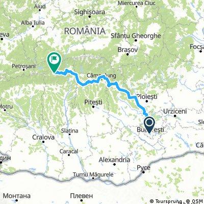 București-Moreni-Câmpulung-Băiașu-Voineasa