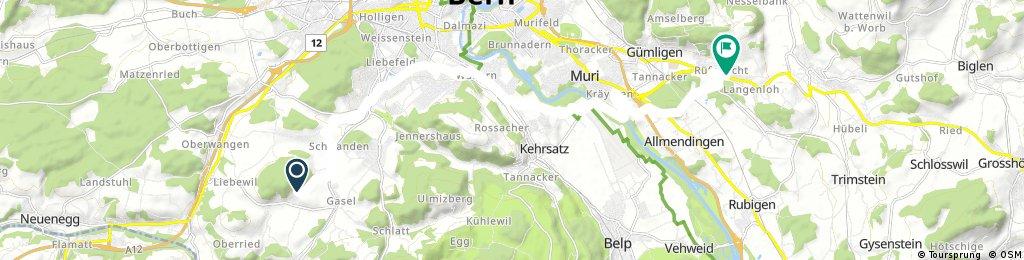 Gasel-Rüfenacht by hm