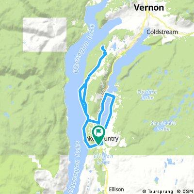 Lake Country - Predator Ridge/Sparkling Hills - Wood Lake