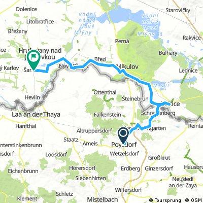 Poysdorf - Hevlin