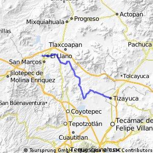 Tula, Hidalgo - Tizayuca Hidalgo