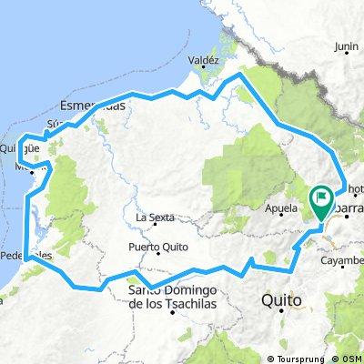 Ecuador break loop