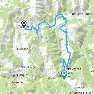 Tartonne - St-André-les-Alpes