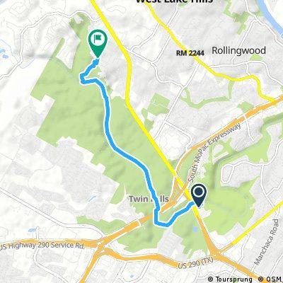 4 mi West Barton Creek Greenbelt Trail