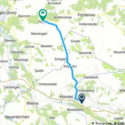 Gravenhorst - Thuine