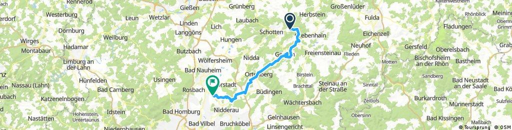 RW Hoherodskopf und Vulkanradweg Teil 2