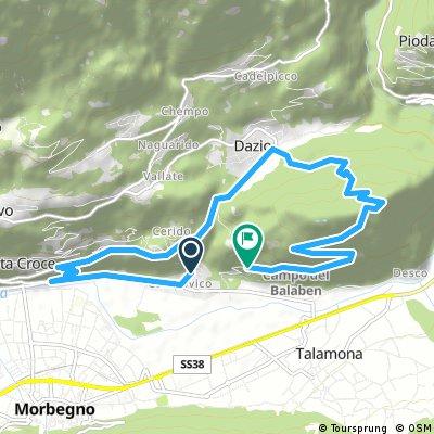 Campovico - Culmine di Dazio - Torchi Bianchi