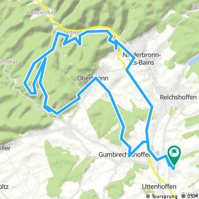 Gundershoffen 37km