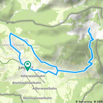 Schnitzerweg - Alpe Stubental - Panorama Höhenweg