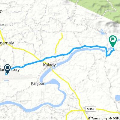 Kochin - Elephant Pass Ayurveda