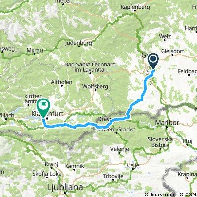 Gössendorf - Klagenfurt