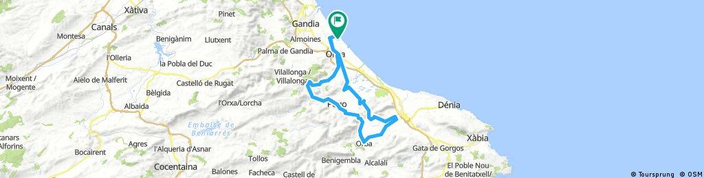 Pascua Acc day 1 opcion 70 km
