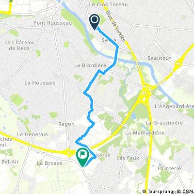 5.5 KM to Clorophile Shop