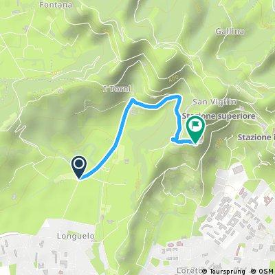 Bergamo Alta (da Astino)
