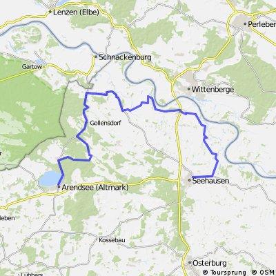 Altmarkrundkurs Tour 2