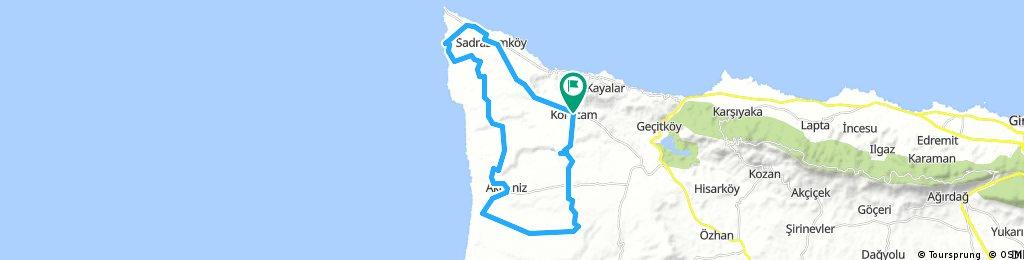 Biking - Kormacit - White trail