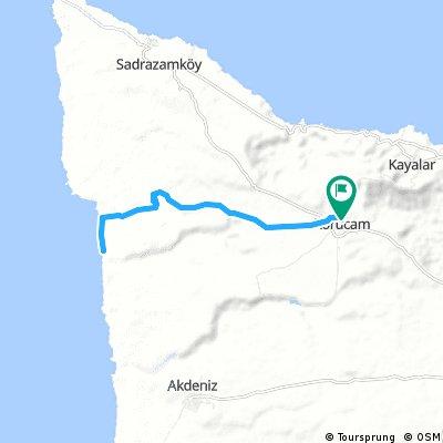 Biking - Kormacit - Purple trail