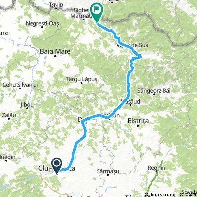 Cluj - Maramu