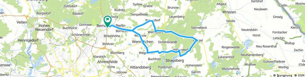 P1 - In den Gamengrund - ESV Lok Schöneweide Berlin