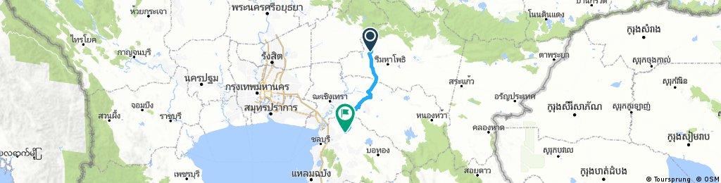 J080 – Dimanche 26 mars 2017 Prachin Buri – Phanat Nikhom