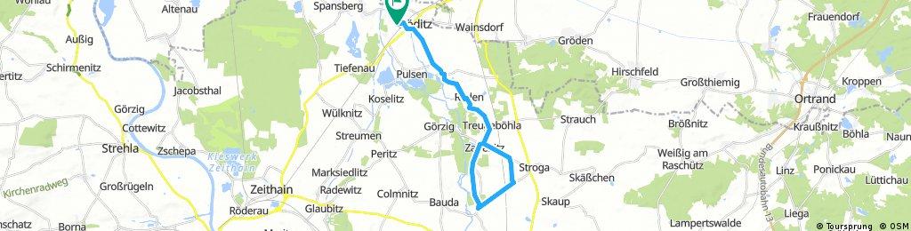 RTF 2017  -  25 km 1.Entwurf